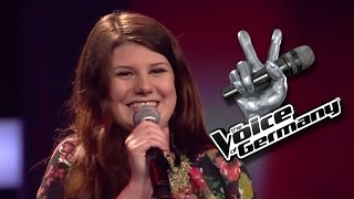 Somewhere Only We Know - Laura Gerhäusser | The Voice | Blind Audition 2014