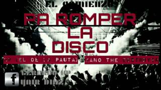 Pa Romper La Disco.Hp (ELDELAP) Ft Kano.. By ZR