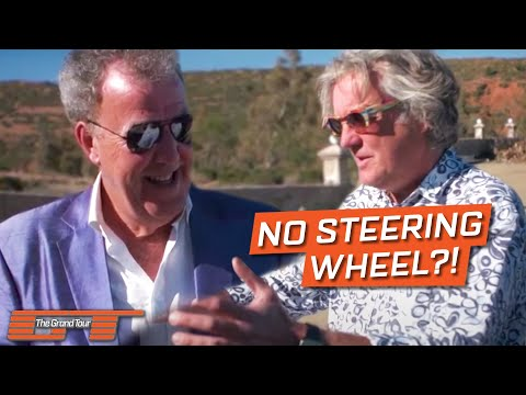 The Grand Tour: No Steering Wheel