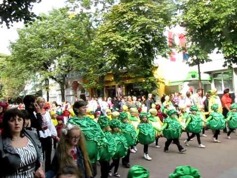 Парад в Хмельницком 5