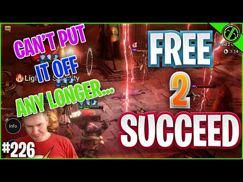 Ok... We Have To Finally Do This... | Free 2 Succeed - EPISODE 226