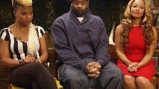 a ThreeSome Kelsey Nykole Ghostface Killah Latrice On VH1's Couples Therapy! Season 4
