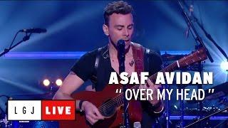 Asaf Avidan - Over My Head - Live du Grand Journal