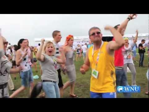 Global Gathering Music Festival Electrifies Kyiv