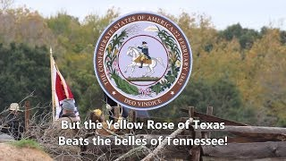 """The Yellow Rose of Texas"" - Confederate Civil War Song"