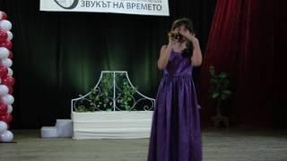Lorena Geambasu - Mai Vreau inca povesti - Festival Bulgaria Sound of music 2017