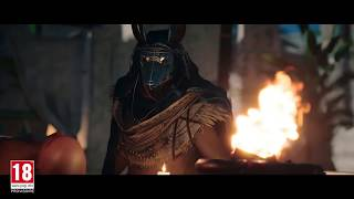 ASSASSIN'S CREED ORIGINS EPIC CINEMATIC TRAILER - When our journey ends