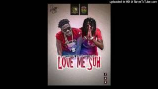 Shatta Wale – Luv Mi Suh ft. Addi Self (Audio Slide)