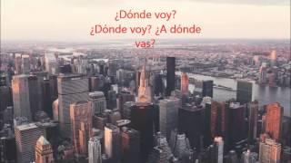 Callate Mark   Donde Voy Lyric Video