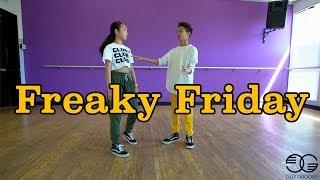 """Freaky Friday"" Chris Brown & Lil Dicky | Sheaden Gabriel & Nicole Laeno (2018)"
