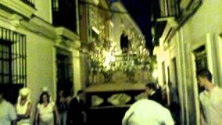 AM Lágrimas en Jerez. Santa Gema 2011.