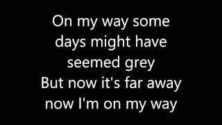 Damian - On my way (Reprise - Sur ma route - Black M - English Cover)