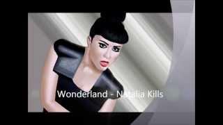 Natalia Kills - Wonderland [Lyrics on Screen]