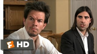 I Heart Huckabees (2/5) Movie CLIP - Dinner With Steven (2004) HD