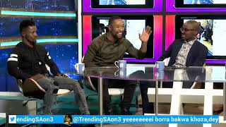 EMTEE HIGH AF at TSA3 tALKING His 🍆 being more famous than a lot of people 😂😅🤣😴 width=