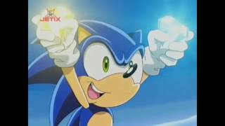 Sonic ~ Seven Years Old
