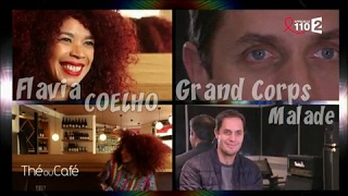 Gaël Faye vu par Flavia Coelho et Grand Corps Malade - Thé ou Café - 25/03/2017