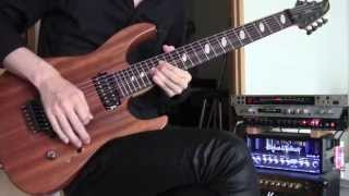 Rejection Role Guitar Cover【IE69】Soilwork