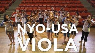 Viola Jokes Illustrated