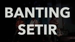 FANGs - Banting Setir (Original Song) Live at Commartfest 2016