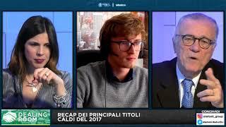 Intervista a Riccardo Zago - Le Fonti TV - 18/12/2017