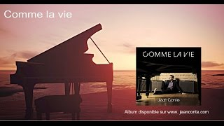Beautiful piano/ relaxing music/ Comme la vie - extrait de l'album éponyme