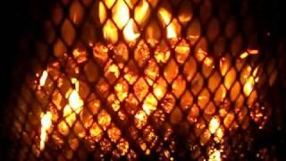 fire crackling