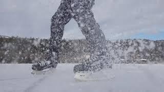 IceSkating Raw