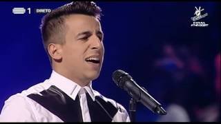 Fernando Daniel - Chandelier (Sia) | Gala Final | The Voice Portugal width=