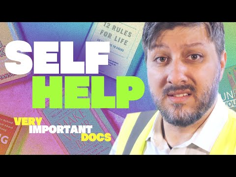 Self-Help | Very Important Docs¹⁸