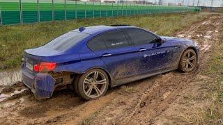 BMW M5 НА БЕЗДОРОЖЬЕ! ТУРБО НИВА ЗА 2.4 МИЛЛИОНА. Деньги есть - ума не надо!