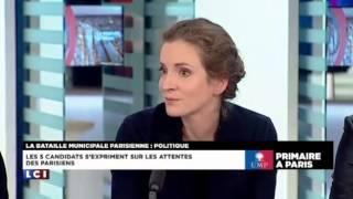 Echange Tendu entre NKM et Bournazel sur le Mariage Pour Tous (14/05/13, LCI)