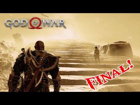 God Of war 4 - Laminas do Caos e O Final - [Playstation 4]