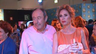 Luis Miguel no se pierde el desfile de Agatha Ruiz de la Prada