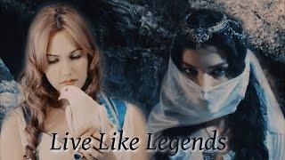 Hurrem & Nurbanu { Live Like Legends }