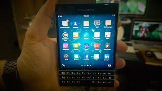 تاريخ الكي بورد و جهاز BlackBerry Passport