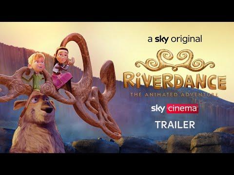 Riverdance - The Animated Adventure | First Look | Sky Cinema