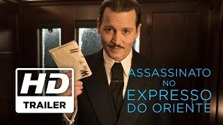 Assassinato no Expresso do Oriente | Trailer Oficial 2 | Legendado HD