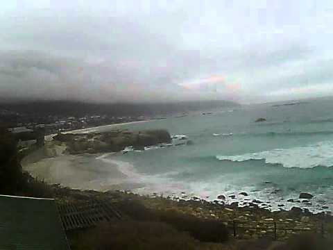Timelapse Video – Glen Beach & Camps Bay – 03/11/2010