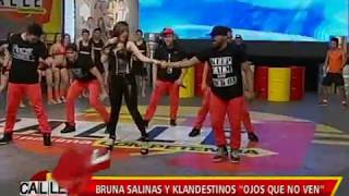 KLS - Ojos Que No Ven Feat  Bruna Salinas 3Ball)