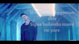 J Balvin - Ginza (Letra/Lyrics and Instrumental) Karaoke 2015
