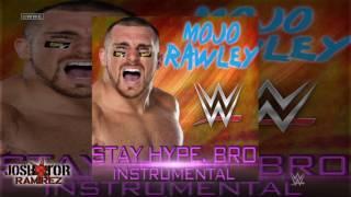 WWE: Stay Hype, Bro (Instrumental) [Mojo Rawley] by CFO$ - DL with Custom Cover