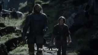 Game of Thrones Season 4 Episode 8 Arya Stark's Laugh
