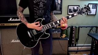 """Hot Water Music """"Exister"""" Guitar Cover"""