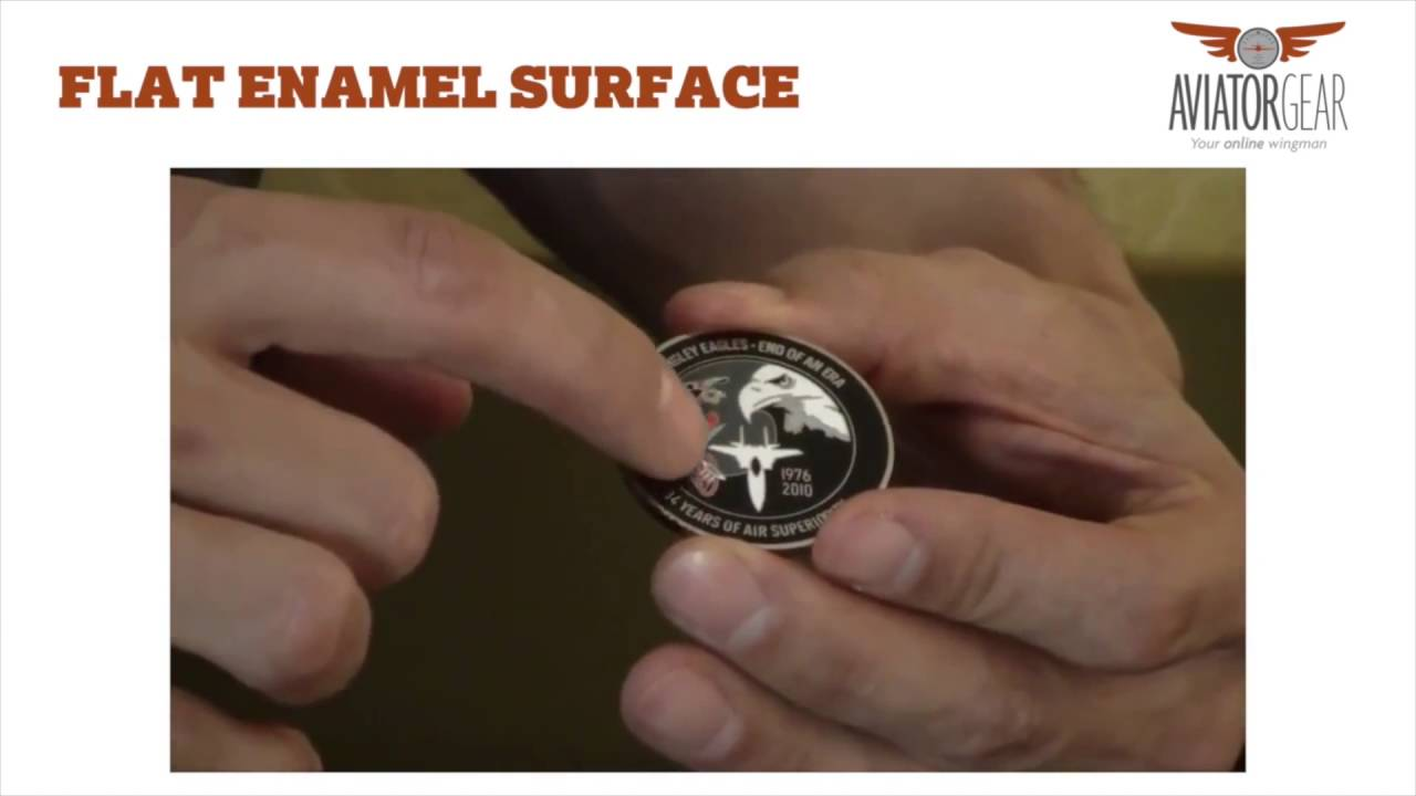 Aviator Gear Hard Enamel Video Thumbnail