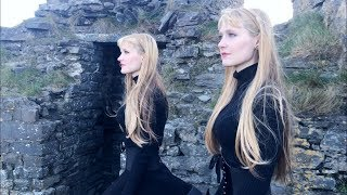 In the Hall of the Mountain King (Grieg) Harp Twins - Camille and Kennerly