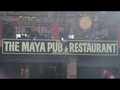 ^MuniMeter.com – Lakeside, Pokhara – Maya Pub & Restaurant