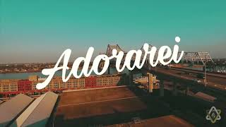 """Vídeo clipe (Lyrics) """"Adorarei"""" - Adriana Tenório"""