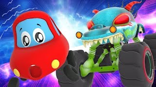 Car Cartoons For Children   Street Vehicle Videos by Kids channel