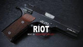 "[FREE] ""RIOT"" Hard Trap Beat Instrumental | Dark Trap Rap Beat Instrumental"